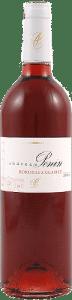 Château Penin, clairet | Frankrijk | gemaakt van de druif: Merlot