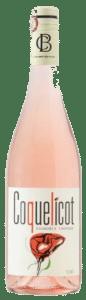 Bruno Andreu, Coquelicot rosé | Frankrijk | gemaakt van de druif: Merlot, Syrah
