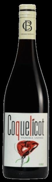 Bruno Andreu, Coquelicot rouge | Frankrijk | gemaakt van de druif: Merlot, Syrah