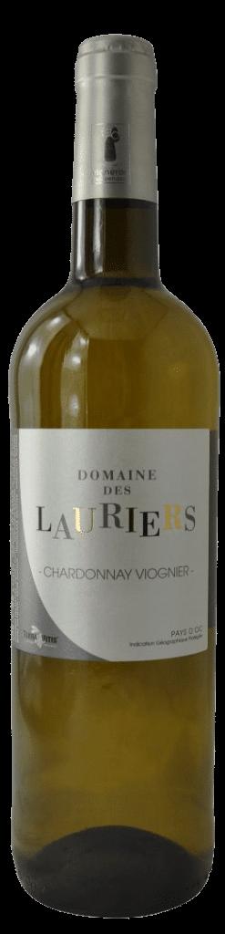 Domaine des Lauriers, Chardonnay-Viognier | Smaak: fris, fruitig en droog | Gemaakt van de druif: Chardonnay, Viognier | Land: Frankrijk