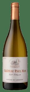 Château Paul Mas 'Belluguette' | Frankrijk | gemaakt van de druif: Grenache Blanc, Roussanne, Vermentino