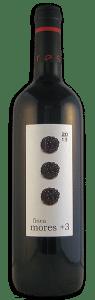 Finca Mores +3 | Spanje | gemaakt van de druif: Cabernet Sauvignon, Garnacha, Merlot, Syrah
