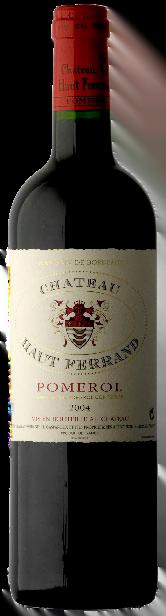 Château Haut-Ferrand Pomerol | Frankrijk | gemaakt van de druif: Cabernet Franc