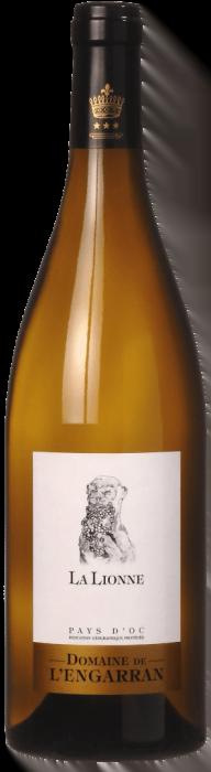 Domaine de l'Engarran, La Lionne Blanc | Frankrijk | gemaakt van de druif: Sauvignon Blanc