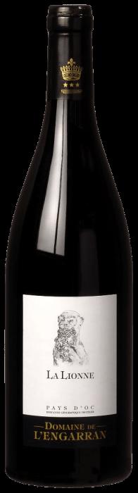 Domaine de l'Engarran, La Lionne rouge | Frankrijk | gemaakt van de druif: Cabernet Franc