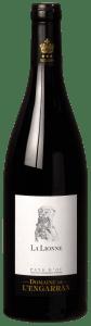 Domaine de l'Engarran, La Lionne rouge | Frankrijk | gemaakt van de druif: Cabernet Franc, Carignan, Merlot, Mourvèdre, Syrah