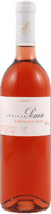 Château Penin, rosé | Frankrijk | gemaakt van de druif: Cabernet Sauvignon, Merlot