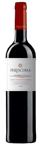 Perescuma Tinto | Portugal | gemaakt van de druif: Alicante Bouschet, Aragonez, Cabernet Sauvignon, Syrah
