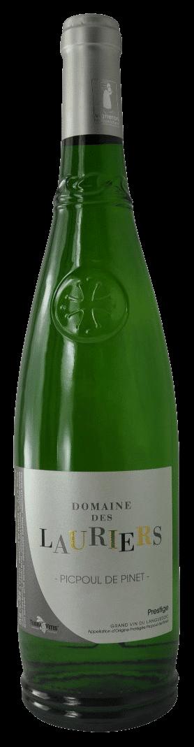 Domaine des Lauriers, Picpoul de Pinet 'Prestige' | Frankrijk | gemaakt van de druif:
