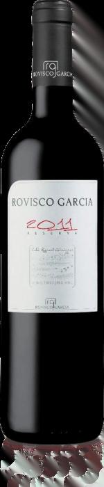 Rovisco Garcia Tinto | Portugal | gemaakt van de druif: Alicante Bouschet, Aragonez, Cabernet Sauvignon, Syrah