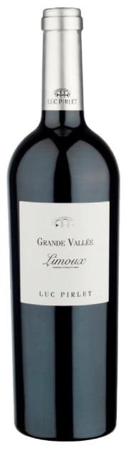 Domaine Luc Pirlet Grande Vallée rouge | Frankrijk | gemaakt van de druif: Cabernet Sauvignon, Malbec, Merlot