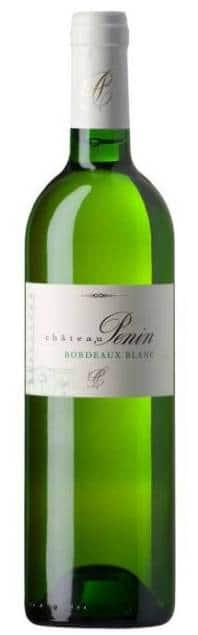 Château Penin Bordeaux Blanc | Frankrijk | gemaakt van de druif: Sauvignon Blanc