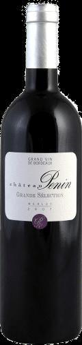Château Penin, Grande Sélection | Frankrijk | gemaakt van de druif: Merlot