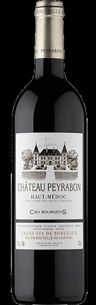 Château Peyrabon Haut-Médoc | Frankrijk | gemaakt van de druif: Cabernet Franc, Cabernet Sauvignon, Merlot, Petit Verdot