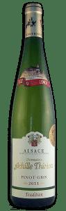 Domaine Achille Thirion Tradition, Pinot Gris | Frankrijk | gemaakt van de druif: Pinot Gris