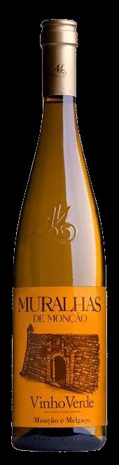 Adega de Moncão Muralhas Vinho Verde | Portugal | gemaakt van de druif: Alvarinho, Trajadura