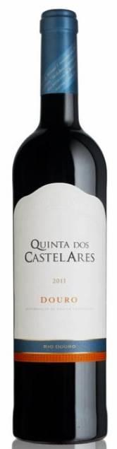 Quinta dos Castelares Colheita Tinto bio   Portugal   gemaakt van de druif: Tinta Roriz, Touriga Franca, Touriga Nacional