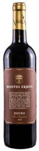 Montes Ermos Colheita Tinto | Portugal | gemaakt van de druif: Tinta Roriz, Touriga Franca, Touriga Nacional