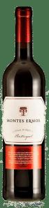 Montes Ermos Adega de Freixo Tinto | Portugal | gemaakt van de druif: Tinta Barroca, Tinta Roriz, Touriga Franca, Touriga Nacional