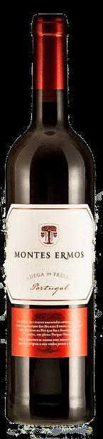 Montes Ermos Adega de Freixo Tinto | Portugal | gemaakt van de druif: Tinta Roriz, Touriga Franca, Touriga Nacional