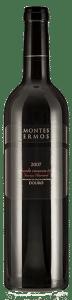 Montes Ermos Grande Reserva Touriga Nacional Tinto 2007 | Portugal | gemaakt van de druif: Touriga Nacional