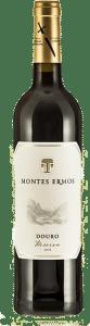 Montes Ermos Reserva Tinto 2015 | Portugal | gemaakt van de druif: Tinta Roriz, Touriga Franca, Touriga Nacional