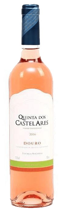 Quinta dos Castelares Colheita rosé bio | Portugal | gemaakt van de druif: Touriga Nacional