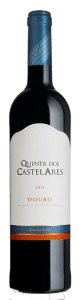Quinta dos Castelares Colheita Tinto bio | Portugal | gemaakt van de druif: Tinta Roriz, Touriga Franca, Touriga Nacional