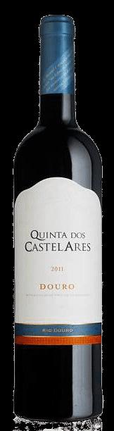 Quinta dos Castelares Colheita Tinto | Portugal | gemaakt van de druif: Tinta Roriz, Touriga Franca, Touriga Nacional