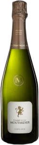 Champagne Moutardier Cuvee Sélection Brut | Frankrijk | gemaakt van de druif: Chardonnay, Pinot Meunier