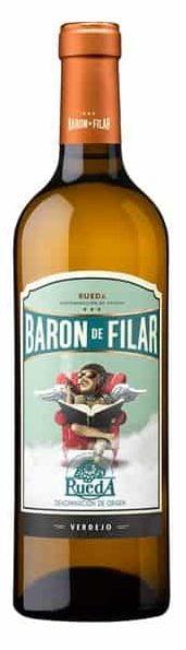 Baron de Filar Verdejo | Spanje | gemaakt van de druif: Verdejo