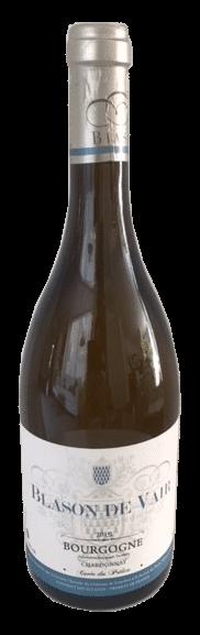 Blason de Vair Cuvee les Prelats | Frankrijk | gemaakt van de druif: Chardonnay
