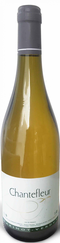 Marinot Verdun Chantefleur Blanc | Frankrijk | gemaakt van de druif: Melange Franse druiven