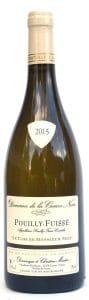 Domaine Verret Bourgogne Cotes d'Auxerre Blanc | Frankrijk | gemaakt van de druif: Chardonnay
