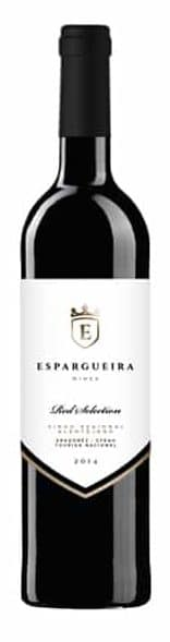 Esparagueira Red Selection | Portugal | gemaakt van de druif: Aragonez, Syrah, Touriga Nacional