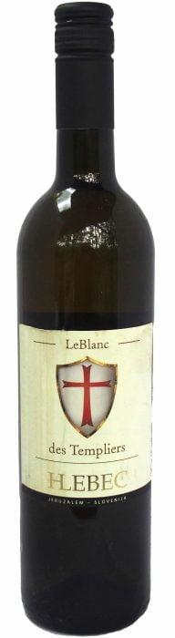 Hlebec Blanc des Templiers | Slovenië | gemaakt van de druif: Riesling