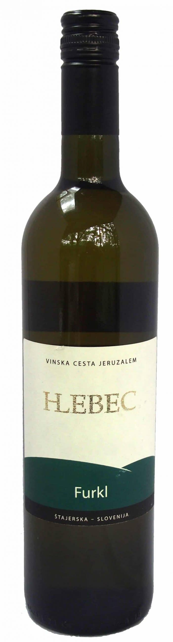 Hlebec Furkl | Slovenië | gemaakt van de druif: Gewürtztraminer, Muscat Ottonel