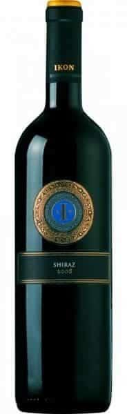 IKON Shiraz | Hongarije | gemaakt van de druif: Syrah