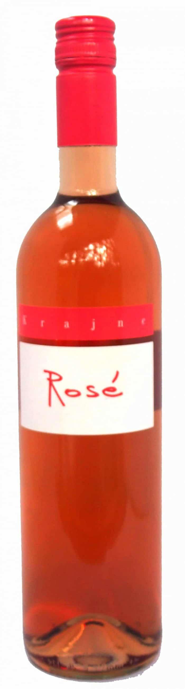 Krajnc Rosé | Slovenië | gemaakt van de druif: Pinot Nero