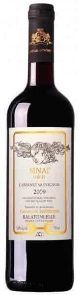 Garamvári Premium Sinai Cabernet Sauvignon | Hongarije | gemaakt van de druif: Cabernet Sauvignon