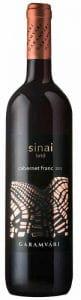 Sinai Cabernet Franc | Hongarije | gemaakt van de druif: Cabernet Franc