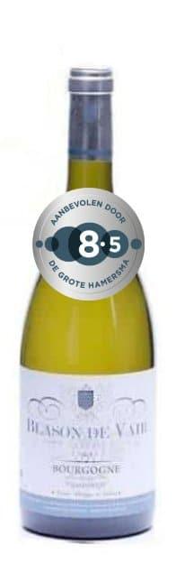 Blason de Vair Bourgogne Chardonnay Philippe et Valerie | Frankrijk | gemaakt van de druif: Chardonnay