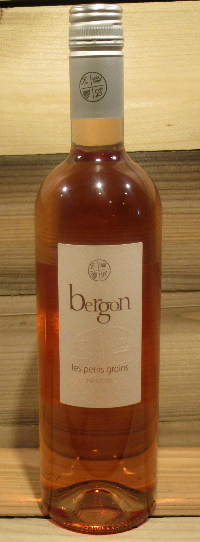 Bergon grenache | Frankrijk | gemaakt van de druif: Grenache gris