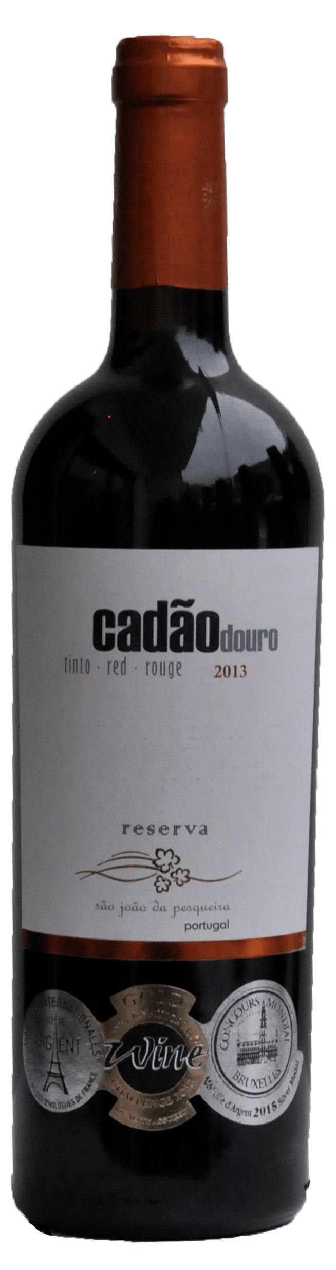 Cadão Reserva Tinto   Portugal   gemaakt van de druif: Tinta Roriz, Touriga Franca, Touriga Nacional