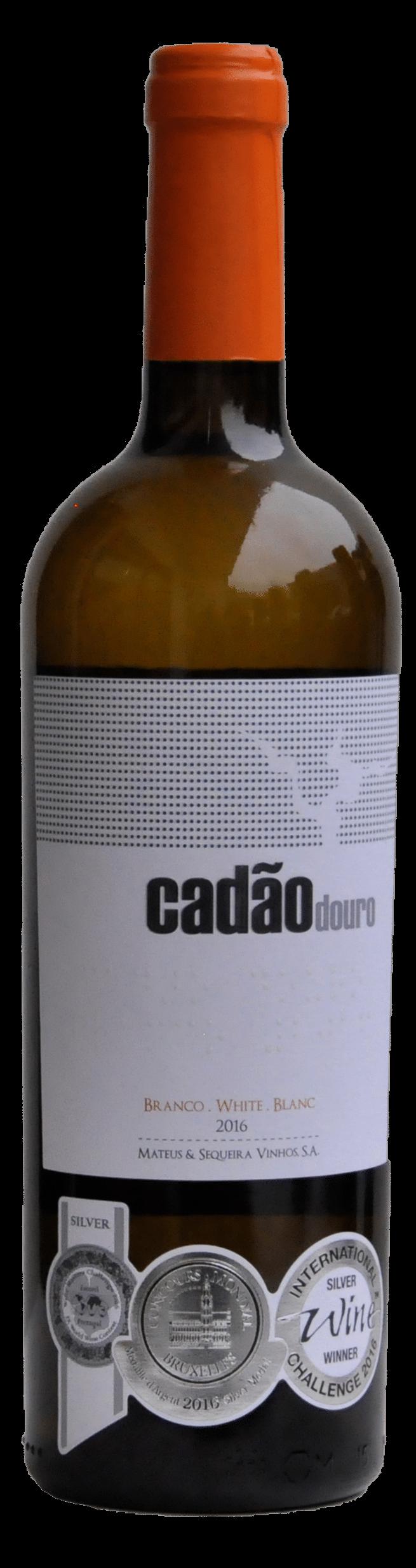 Cadão Douro DOC Branco | Portugal | gemaakt van de druif: Galego Dourado, Gouveio, Muscat d'Alexandrie, Rabigato, Viosinho