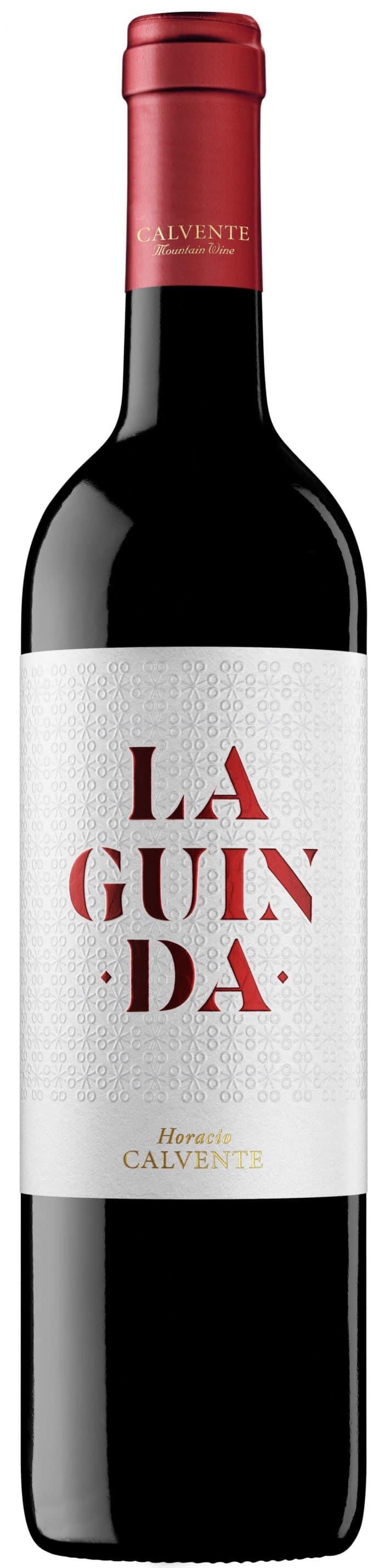 Calvente Laguin-da | Spanje | gemaakt van de druif: Cabernet Sauvignon, Merlot, Petit Verdot, Syrah, Tempranillo