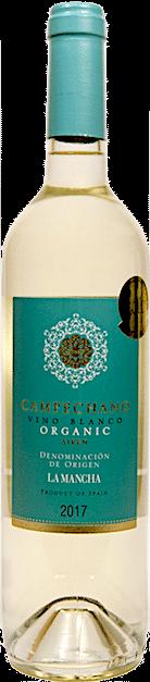 Campechano Airén bio | Spanje | gemaakt van de druif: Airén