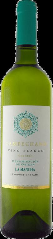 Campechano Verdejo   Spanje   gemaakt van de druif: Verdejo