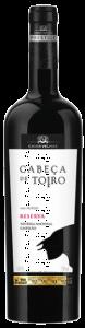 Cabeça de Toiro Reserva Tinto | Portugal | gemaakt van de druif: Castelão, Touriga Nacional