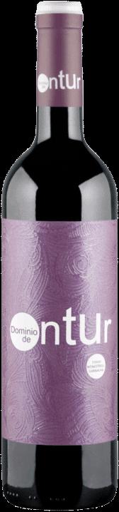 Dominio de Ontur Syrah-Monastrell bio | Spanje | gemaakt van de druif: Garnacha, Mourvèdre, Syrah